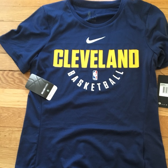 Cleveland cavaliers women s Nike tee cab5d82d11
